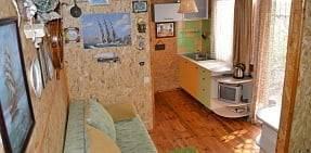 Уютный домик на Ближней косе